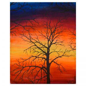 Eerie Sunset 1 1